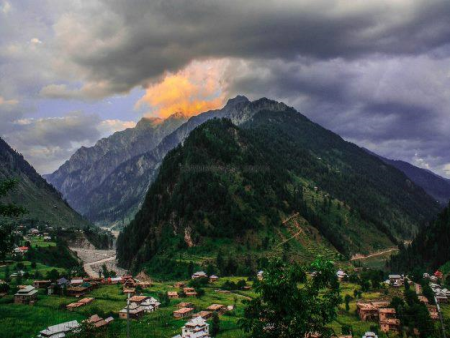 Neelum Valley AJK Tour Package (4D/3N)
