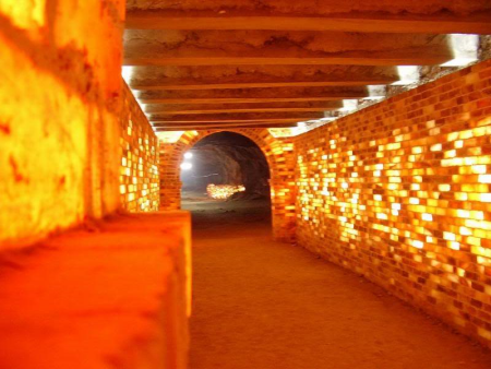 One Day Tour to Khewra Salt Mines from Lahore