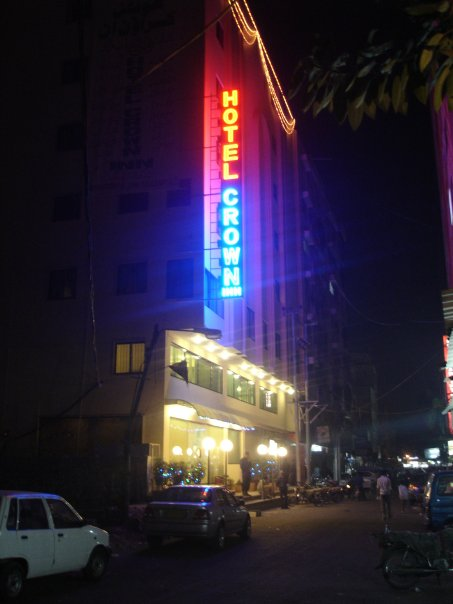 Hotel Crown Inn Karachi
