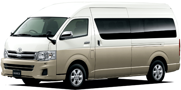Toyota Hiace Van (From Lahore)