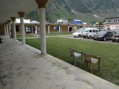 Pines Hill Hotel Naran