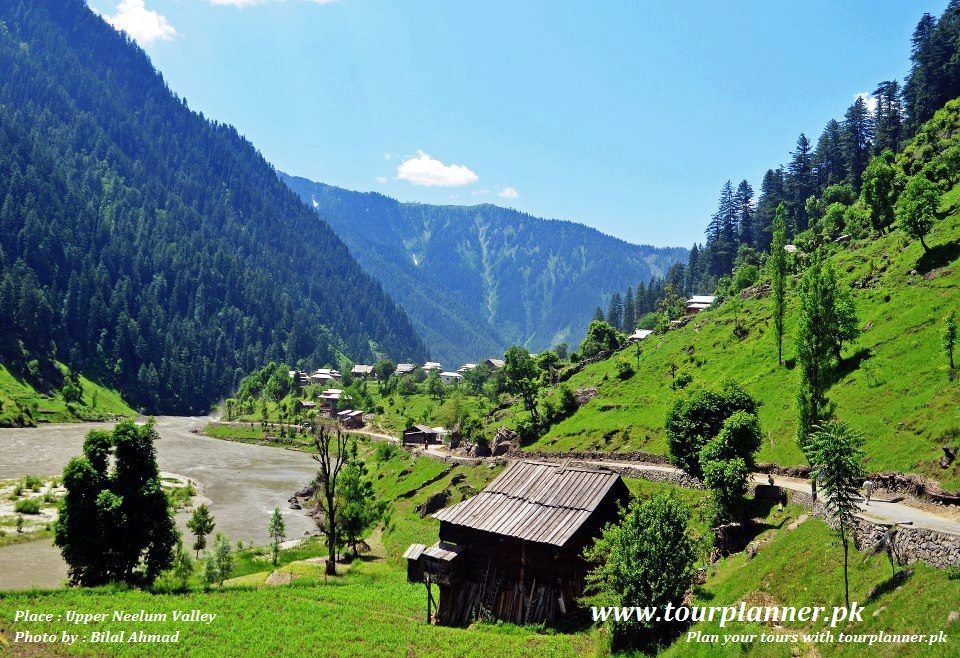 Neelum Moon Guest House Kuttan Neelum Valley