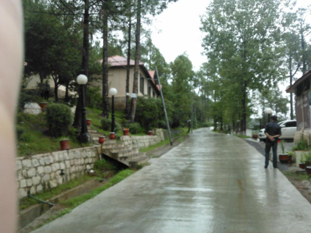 Blue Pines Hotel Murree