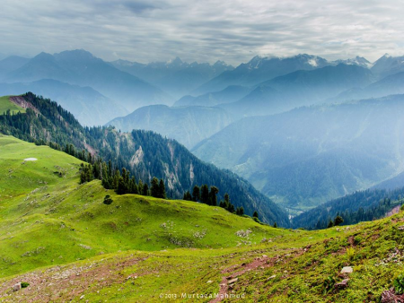 Neelum Valley AJK Shogran Tour (5 Days 4 Nights)