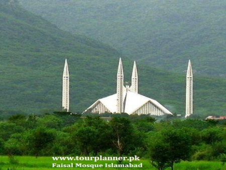 Holiday in Islamabad The Beautiful (2Days/1Nights)