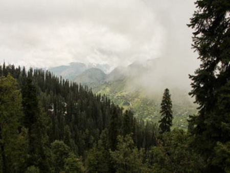 Honeymoon in NathiaGali & Murree (4D/3N)