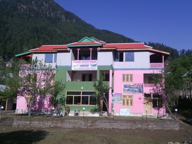 Gillani Guest House Upper Keran Neelum Valley AJK